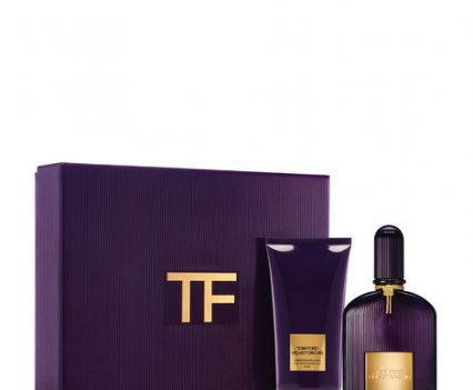 TOM FORD Tom Ford Velvet Orchid Gift Set